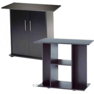 Meuble étagère noir rekord 800 JUWEL 81x36x73cm