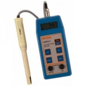 Combine Portable Ph - Cond. - T Hanna Hi9812-5