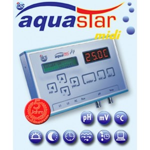Controleur Aquastar Midi Ph