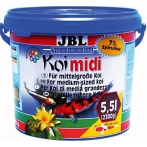 Koi midi JBL 5.5 l