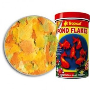 Pond Flakes 1200ml Tropical