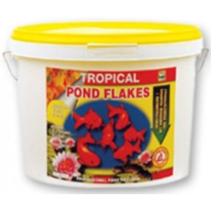 Pond Flakes 5l Tropical