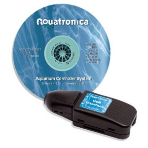 PC INTERFACE - USB  AQUATRONICA